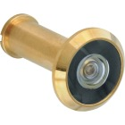 National Solid Brass 200 Degree Angle Door Viewer Image 1