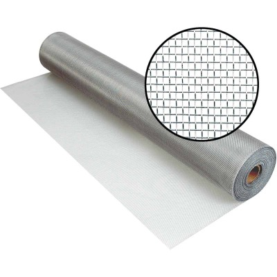 Phifer 48 In. x 100 Ft. Brite Aluminum Screen
