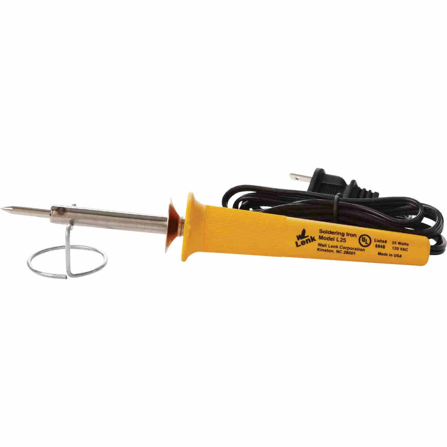Wall Lenk 25W 900 F Electric Soldering Iron Image 1