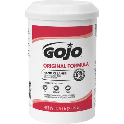 GOJO Smooth 4.5 lb Hand Cleaner