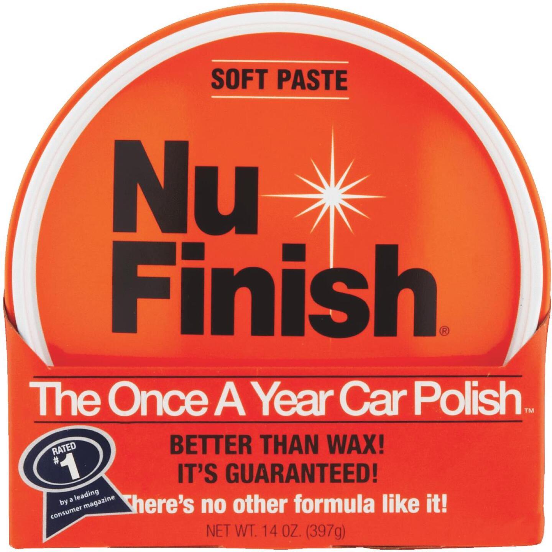 Nu Finish 14 oz Paste Car Wax Image 3