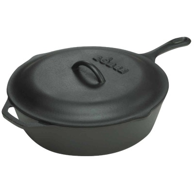Lodge 10-1/4 In. 3 Qt. Cast Iron Chicken Fryer
