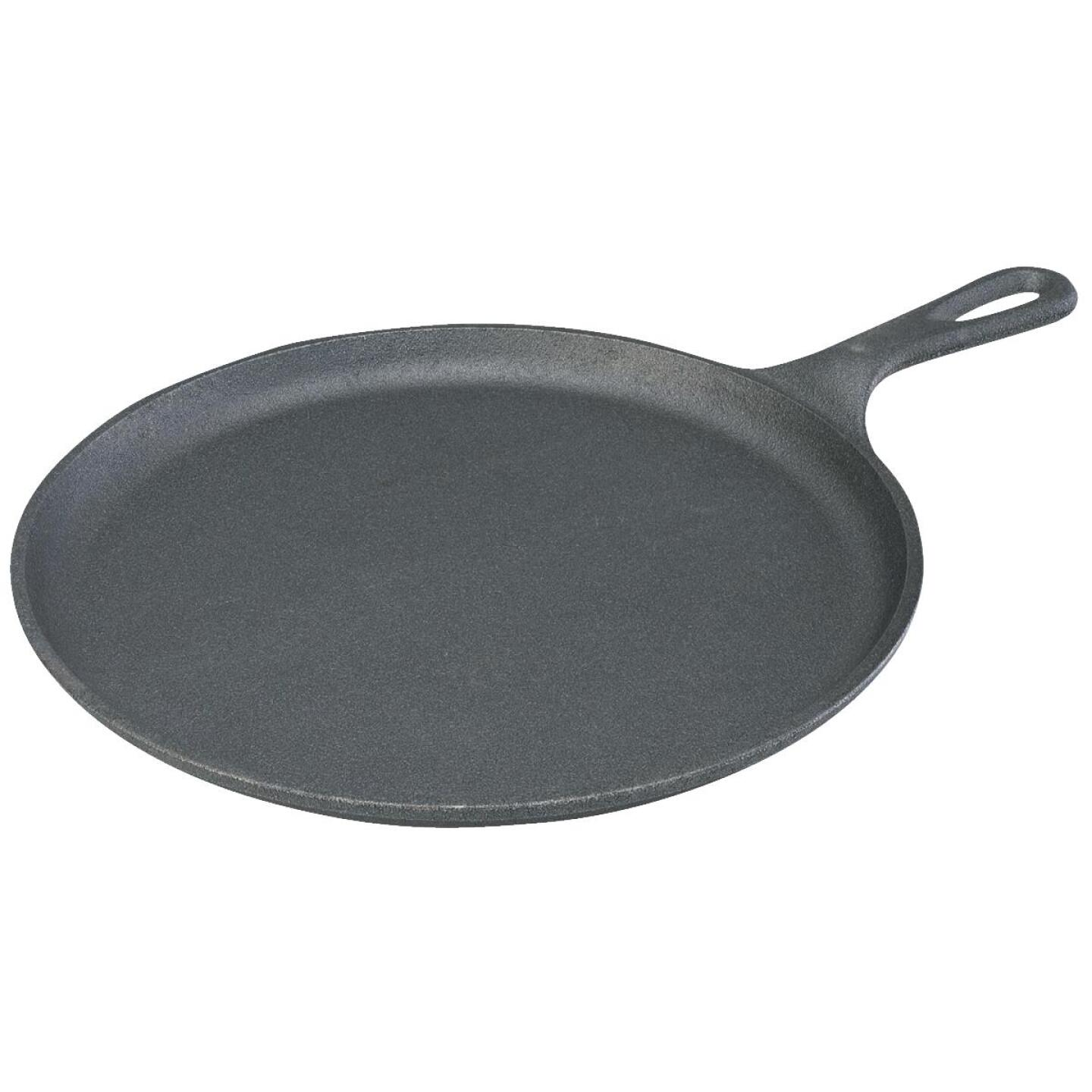 Lodge 10.5 In. Dia. Cast Iron Griddle Image 1